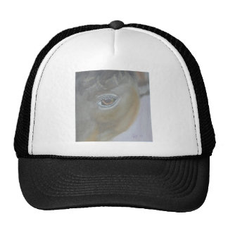 Boost My Ego - Horse Painting Trucker Hat