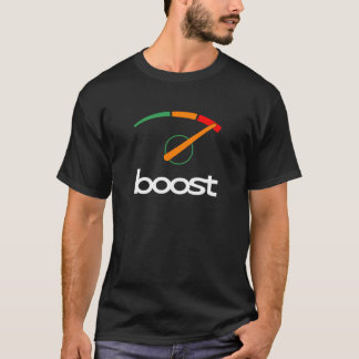 BOOST-turbo gauge shirt new gen style