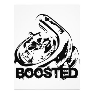 Boosted Flyer