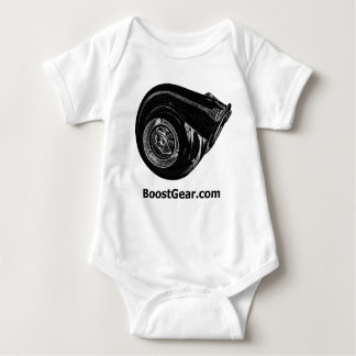 BoostGear.com  -  Big Turbo Baby Bodysuit