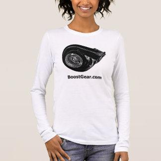 BoostGear.com  -  Big Turbo Shirt  -  Long Sleeve