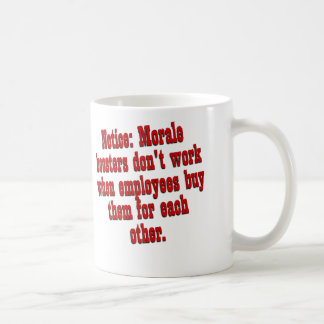 Boosting Employee Morale Coffee Mug