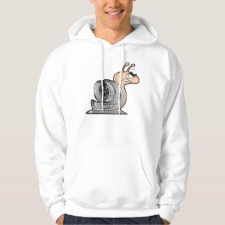 BoostingSnail Logo Hoodie