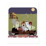 BoosVille Halloween Post Cards