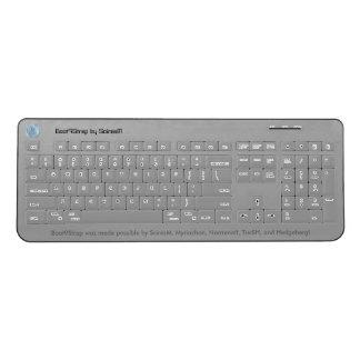 Boot9Strap Installer Wireless Keyboard