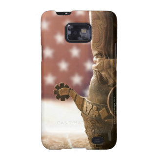 Boot and spur galaxy SII covers