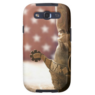 Boot and spur samsung galaxy s3 covers