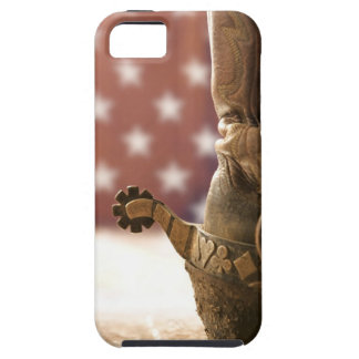 Boot and spur iPhone SE/5/5s case
