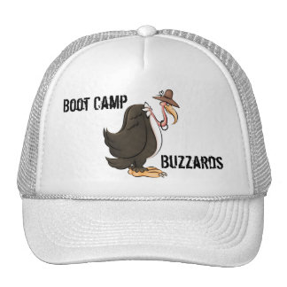 Boot Camp Buzzards Mesh Hats