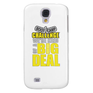 """Boot Camp Challenge """"Big Deal"""" Galaxy S4 Case"""