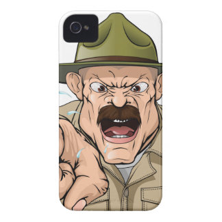 Boot Camp Drill Sergeant Case-Mate iPhone 4 Cases