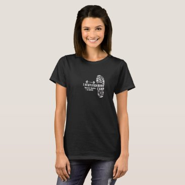 Boot Camp Fitness Shirts