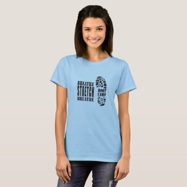 Boot Camp Fitness Shirts - Breathe