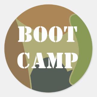 Boot Camp Sticker