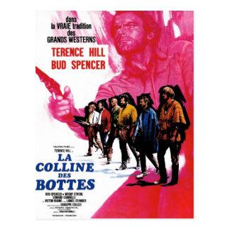 Boot Hill Postcard