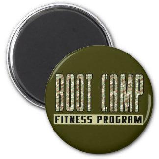 Bootcamp 2 Inch Round Magnet