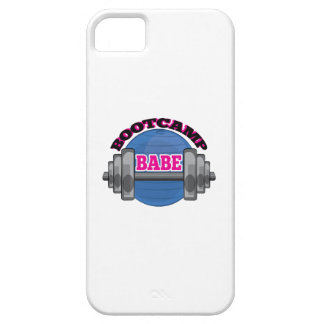 Bootcamp Babe iPhone 5 Cases
