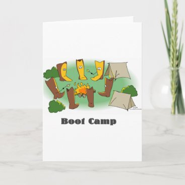 Bootcamp Card