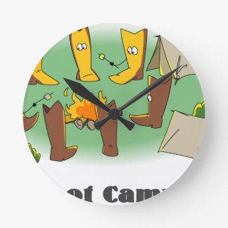 Bootcamp Wall Clocks