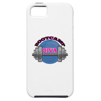Bootcamp Diva iPhone 5 Covers