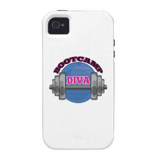 Bootcamp Diva Vibe iPhone 4 Case