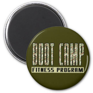 Bootcamp Fridge Magnet