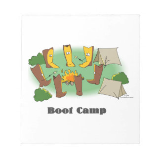 Bootcamp Note Pad