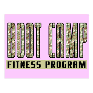Bootcamp Post Card