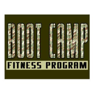 Bootcamp Postcard