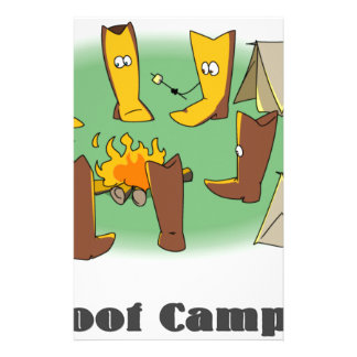 Bootcamp Stationery Paper
