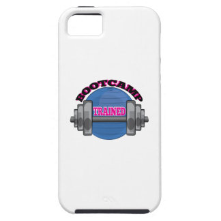 Bootcamp Trained iPhone 5 Covers