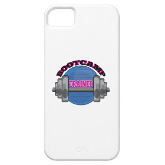 Bootcamp Trained iPhone 5 Cover
