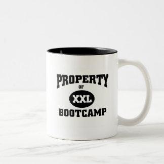 Bootcamp Two-Tone Coffee Mug