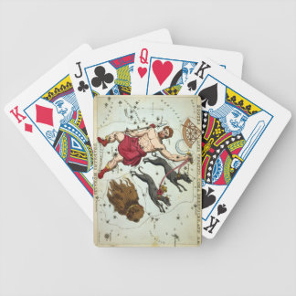 Bootes Canes Venatici, Coma Berenices, etc Bicycle Playing Cards