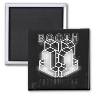 Booth 11 Productions Magnet