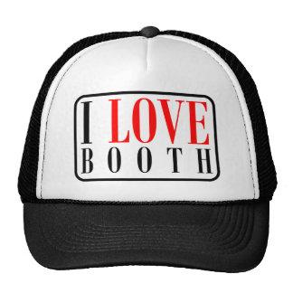 Booth, Alabama City Design Trucker Hat