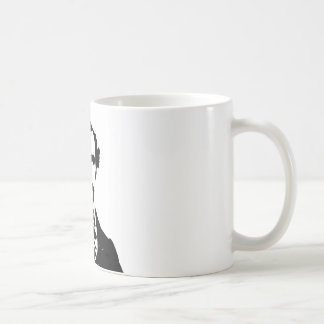 Booth Classic White Coffee Mug