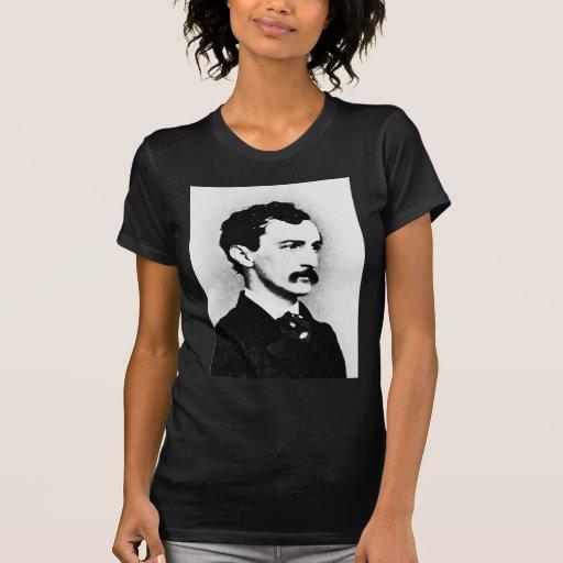 Booth ~ John Wilkes / Assassin Tshirt