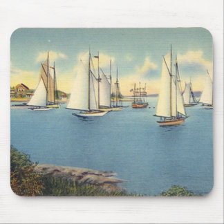 BoothBay Harbor Mouse Pad