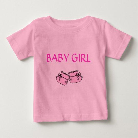bootie 1, bootie 2, BABY GIRL Baby T-Shirt