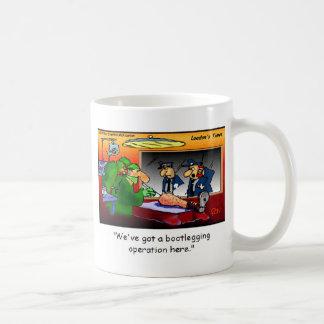 Bootleg Operation Funny Cartoon Tees & Gifts Coffee Mug