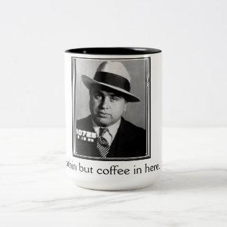 bootlegger mug