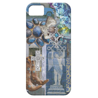 Boots and Crosses iPhone SE/5/5s Case