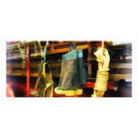 Boots and Fire Gear Personalized Rack Card