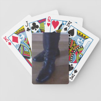 BOOTS BICYCLE PLAYING CARDS