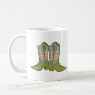 Boots Coffee Mug