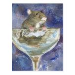 Boots Dwarf Hamster Postcard