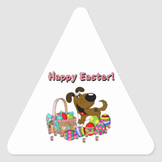 Boots Found the Easter Basket Stickers