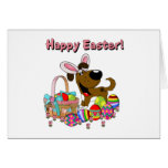 Boots has Easter Bunny Ears Card