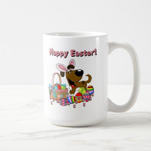 Boots has Easter Bunny Ears Coffee Mug